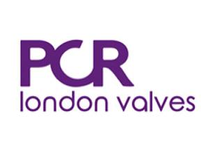 PCR london valve logo